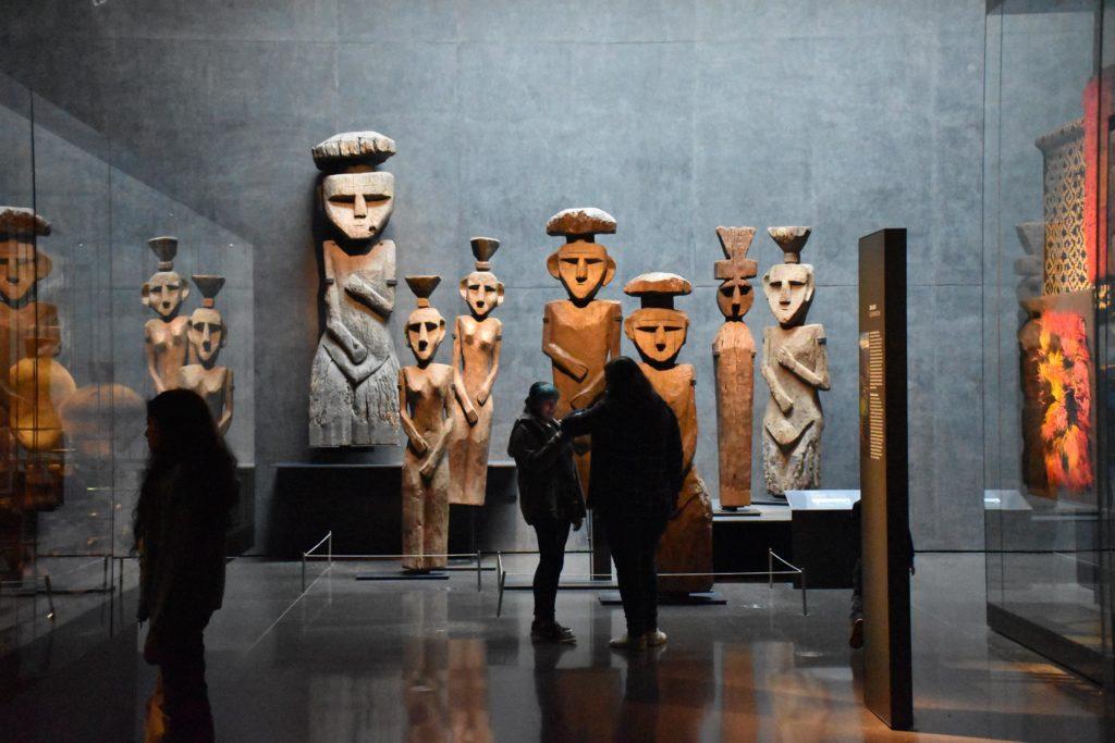 visiter des musees a Santiago