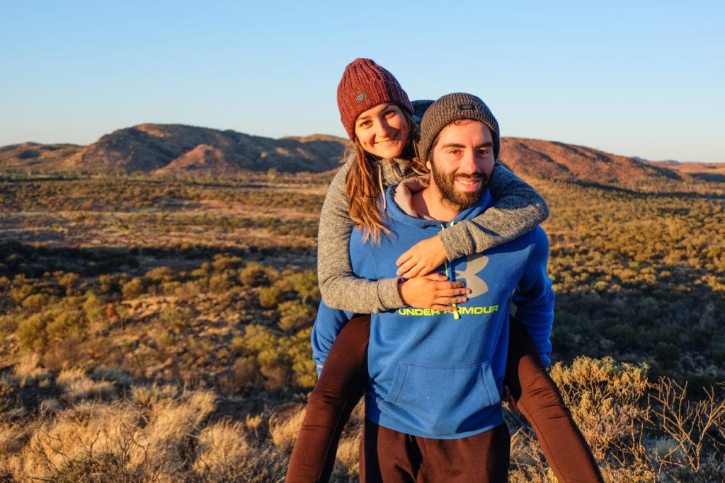 Wwoofing insolites et travail en ferme en Australie pour Pauline et Marc