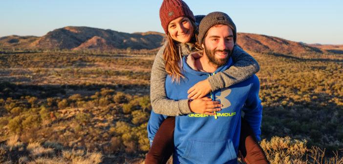 Pauline et Marc, un duo de bourlingueurs en Australie
