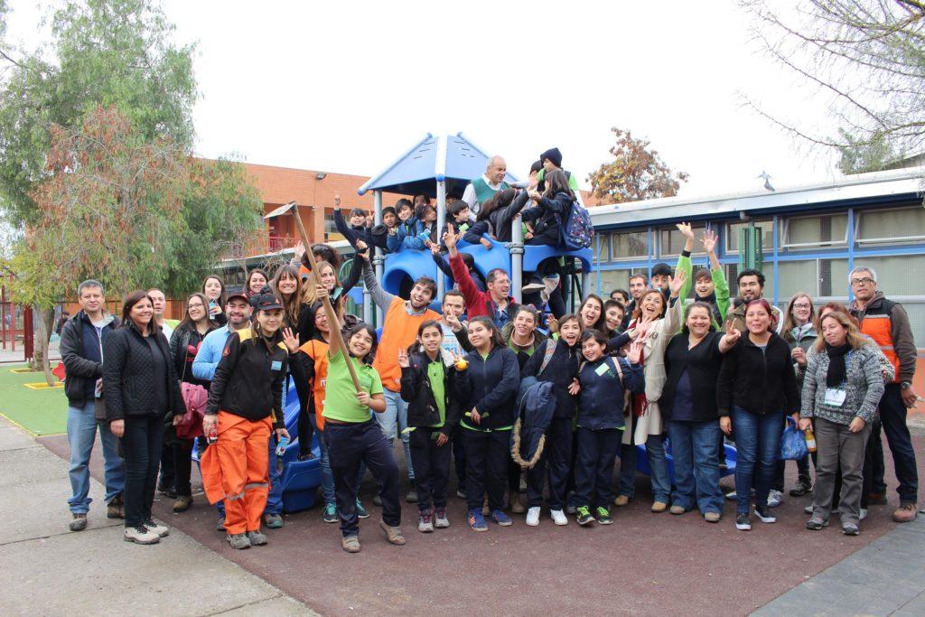 volontariat a Santiago du Chili