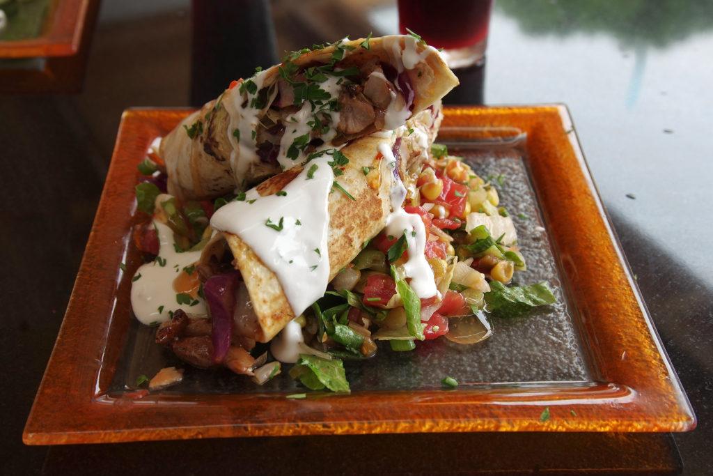 le burrito une recette mexicaine