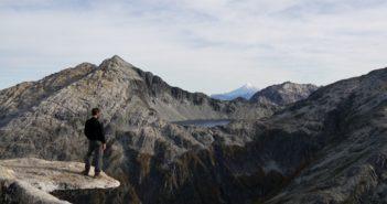 Randonnée sur le Cerro Arcoiris