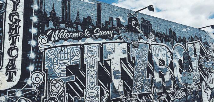 Melbourne comme si vous y étiez grâce à Aurore et Edward !