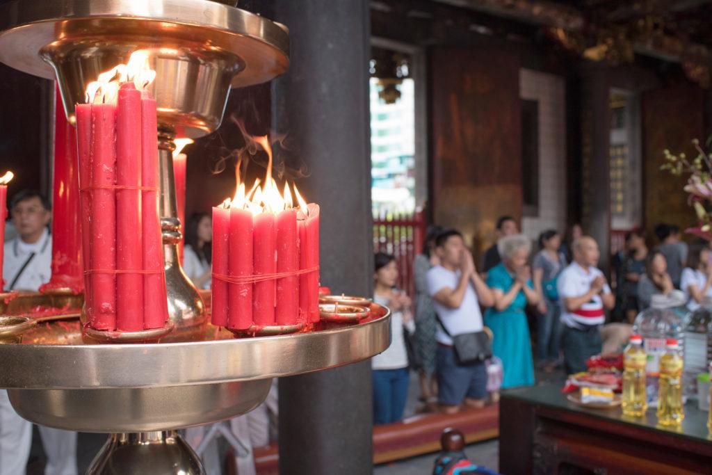 la religion a Taiwan