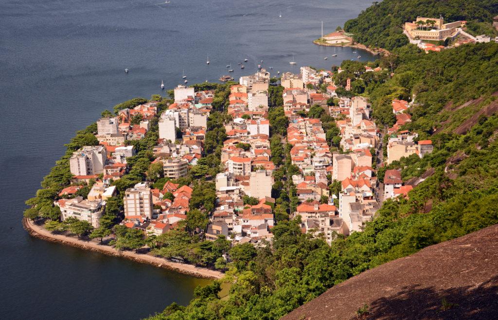 quartier d'Urca a Rio de Janeiro