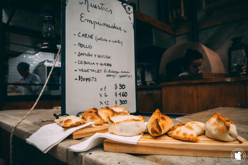 Où manger des empanadas à Buenos Aires ?