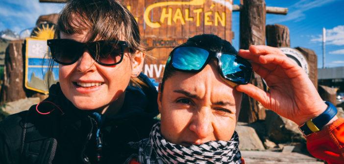 Enora et Candie font le plein de randonnées en Argentine