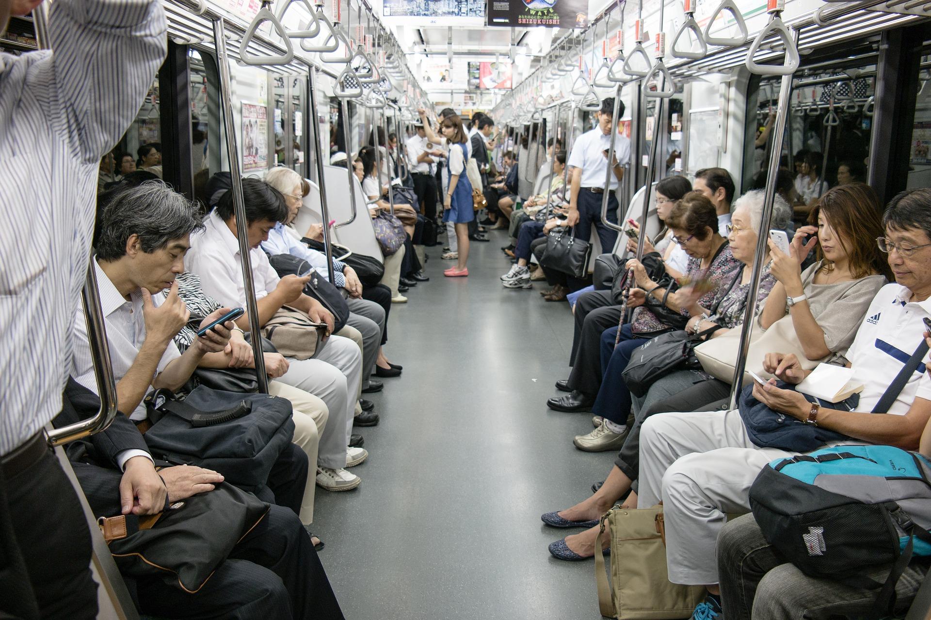 Comment se repérer dans le métro à Tokyo ?