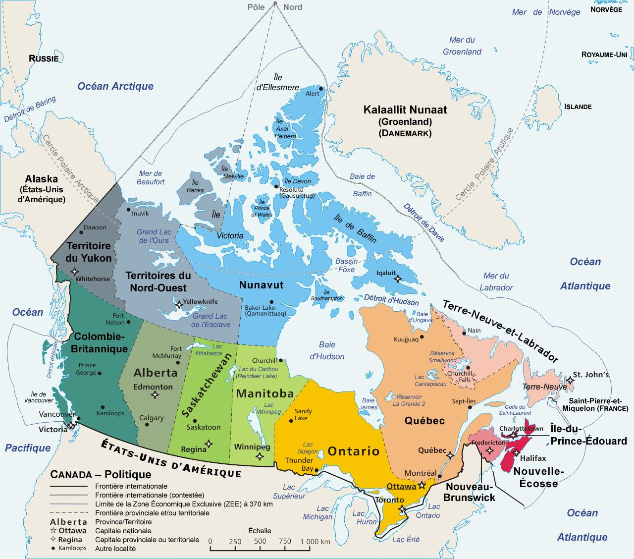 1200 places supplémentaires pour le PVT Canada 2018