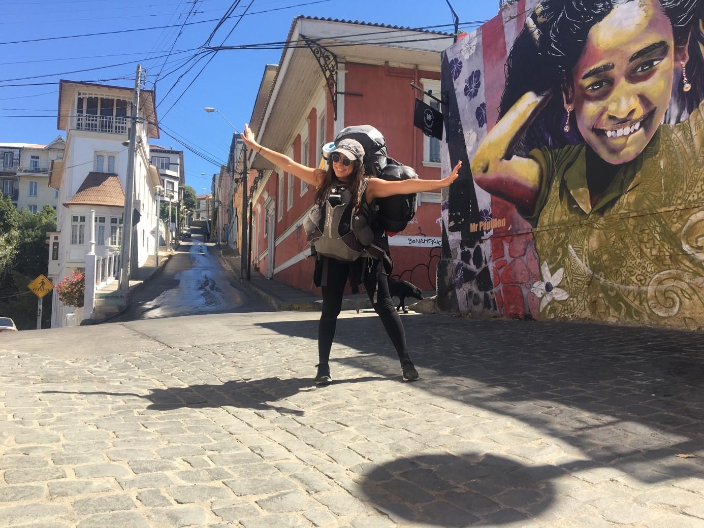 Valparaiso et road-trips, le PVT Chili raconté par Justine