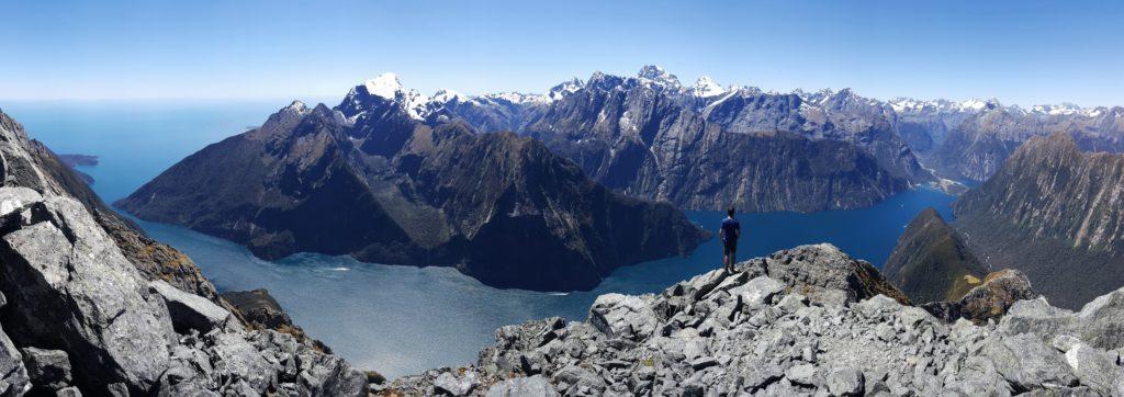 trek en Nouvelle-Zélande