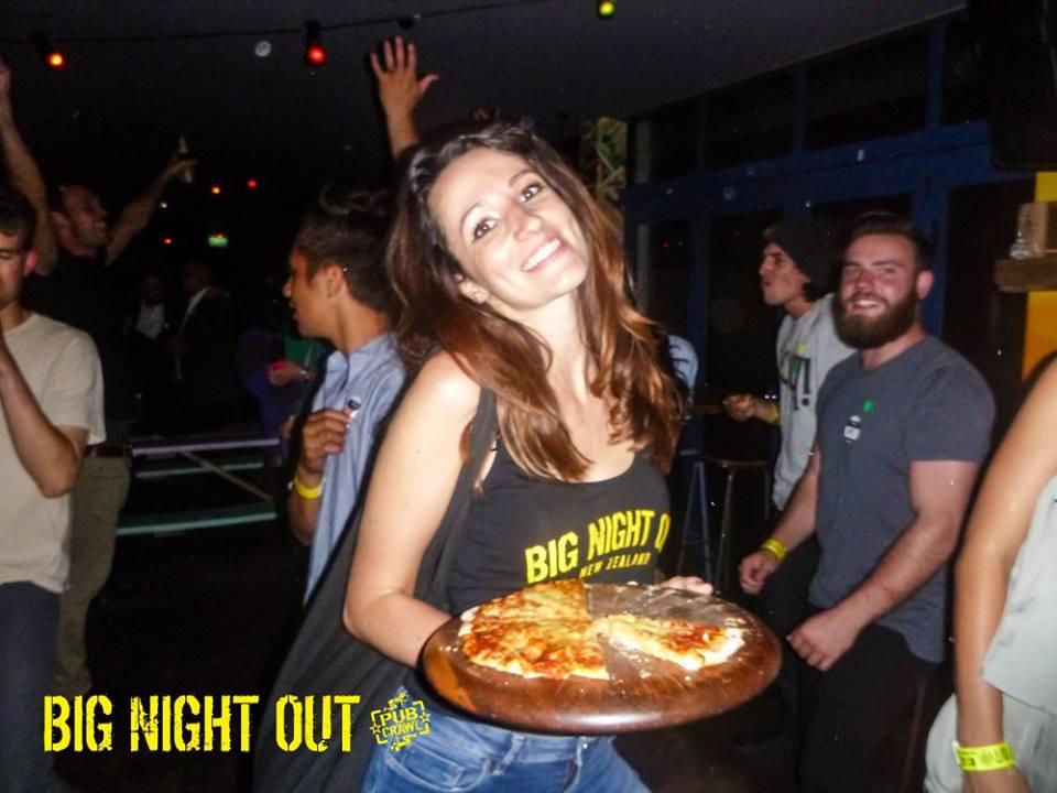 travailler dans un bar ou une boite de nuit en Nouvelle-Zélande