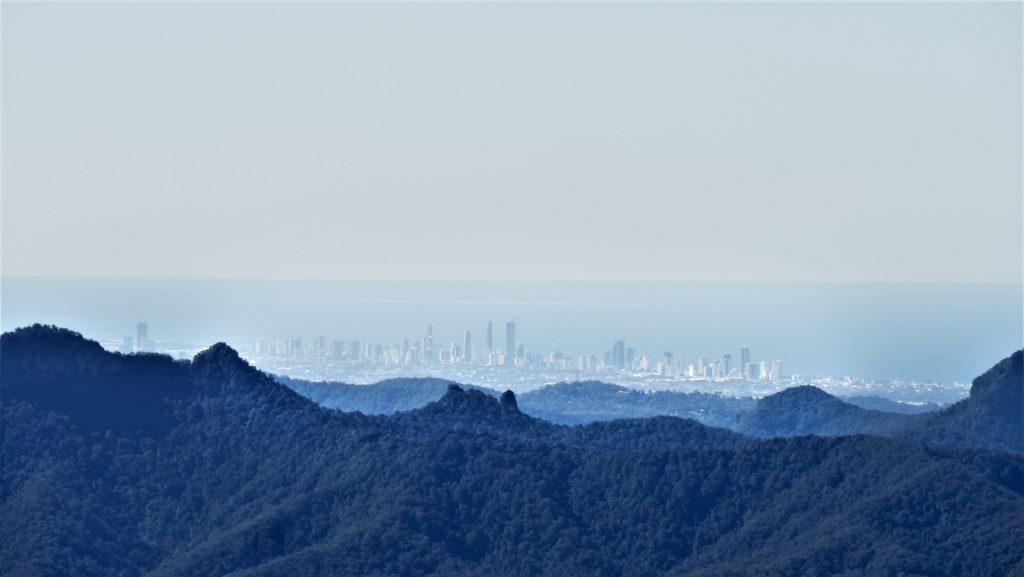randonnée à la journée en australie vers brisbane