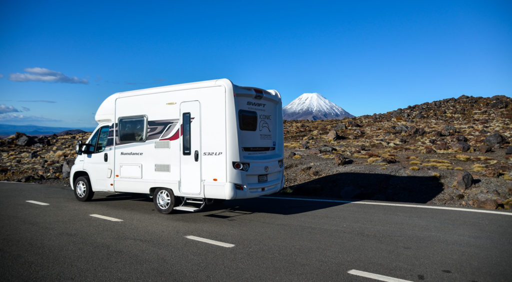 comment choisir entre un camping-car et un campervan en Nouvelle-Zélande ?