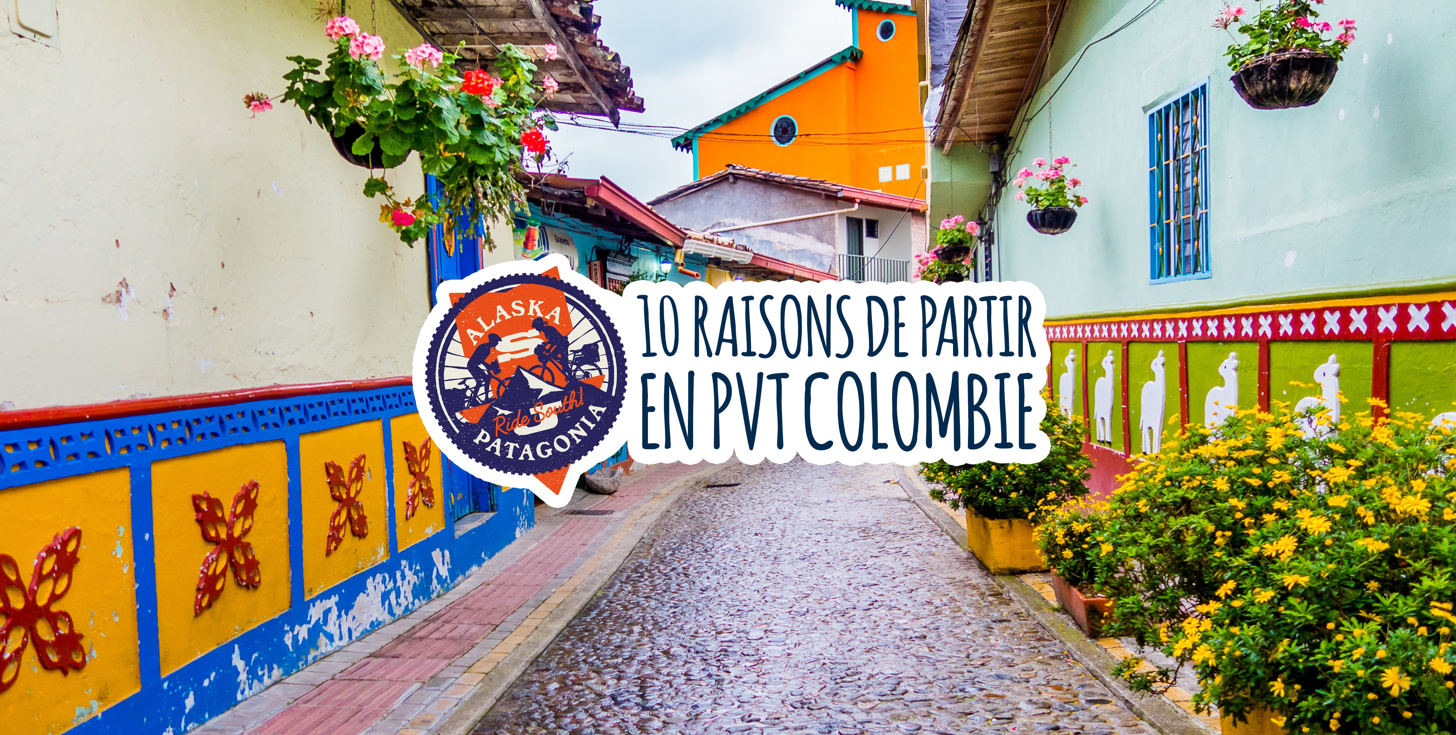 10 raisons de partir en PVT Colombie