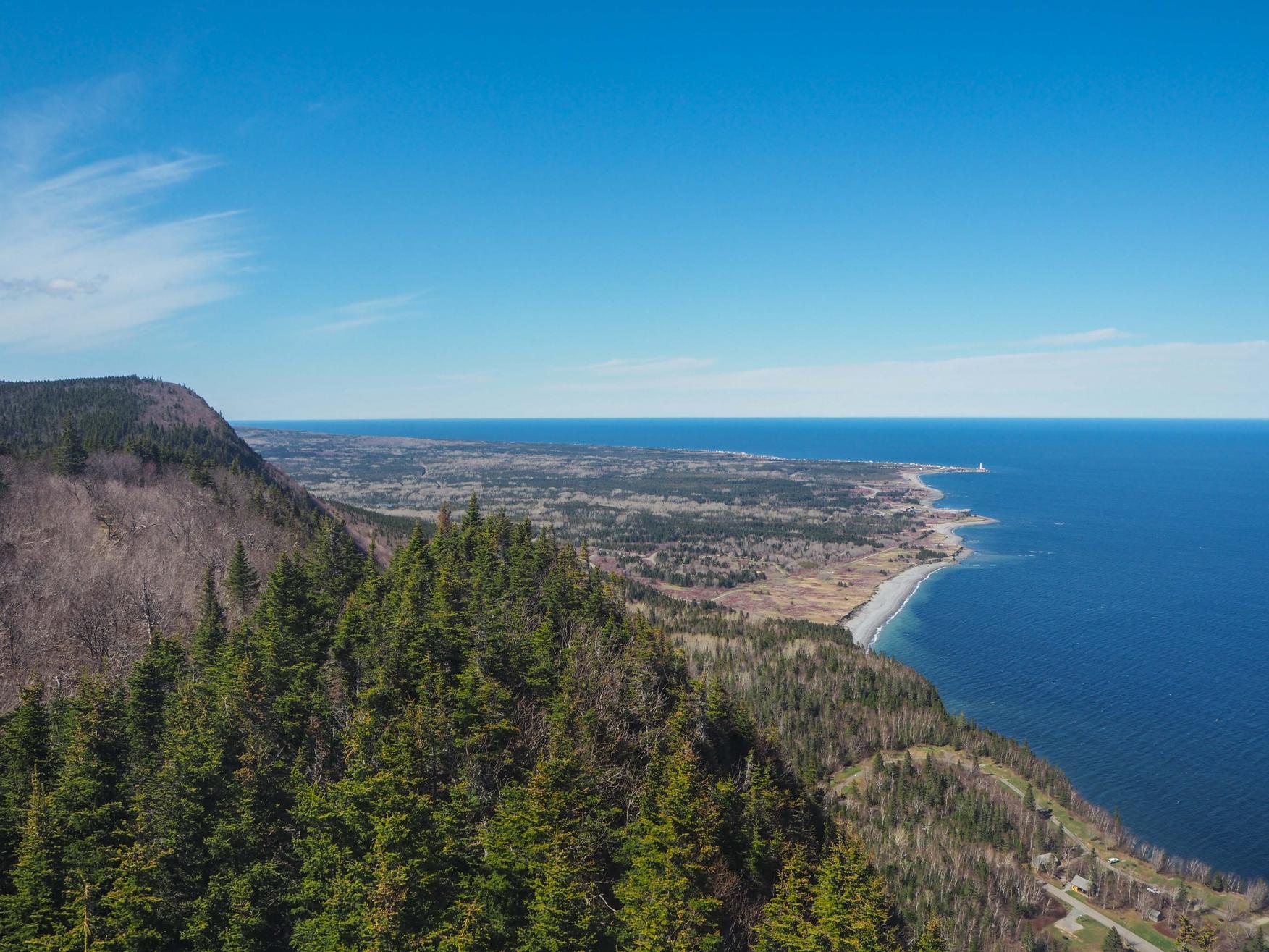 Les plus beaux parcs naturels du Québec