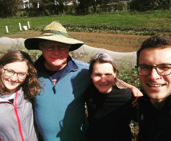 Coleen et Simon, à la rencontre de kiwis engagés dans l'alimentation durable
