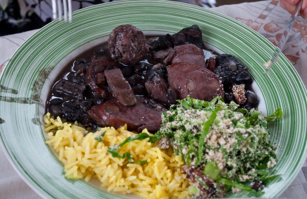 les plats de la cuisine brésilienne