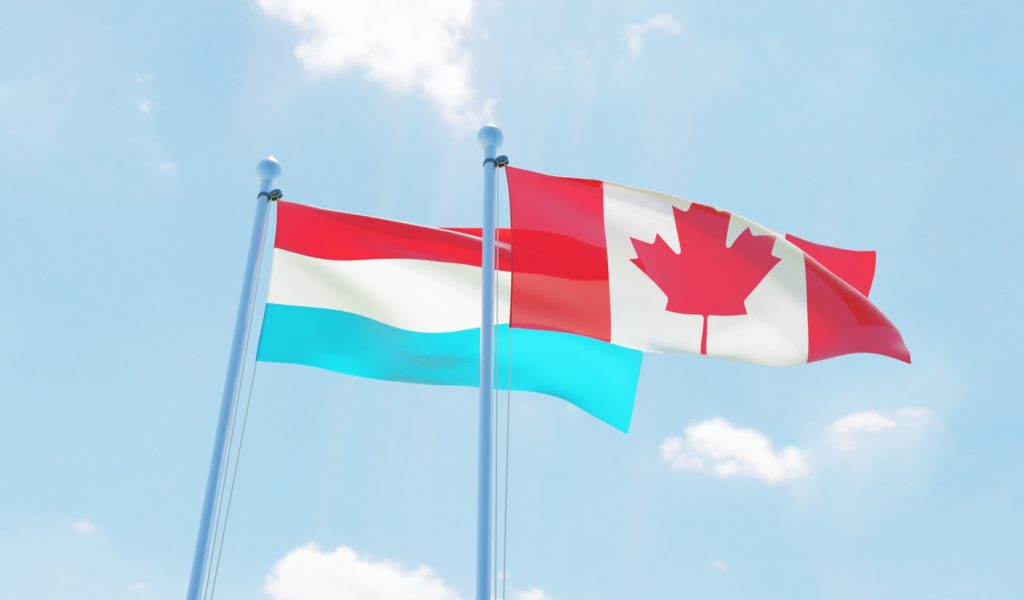 PVT Canada Luxembourg
