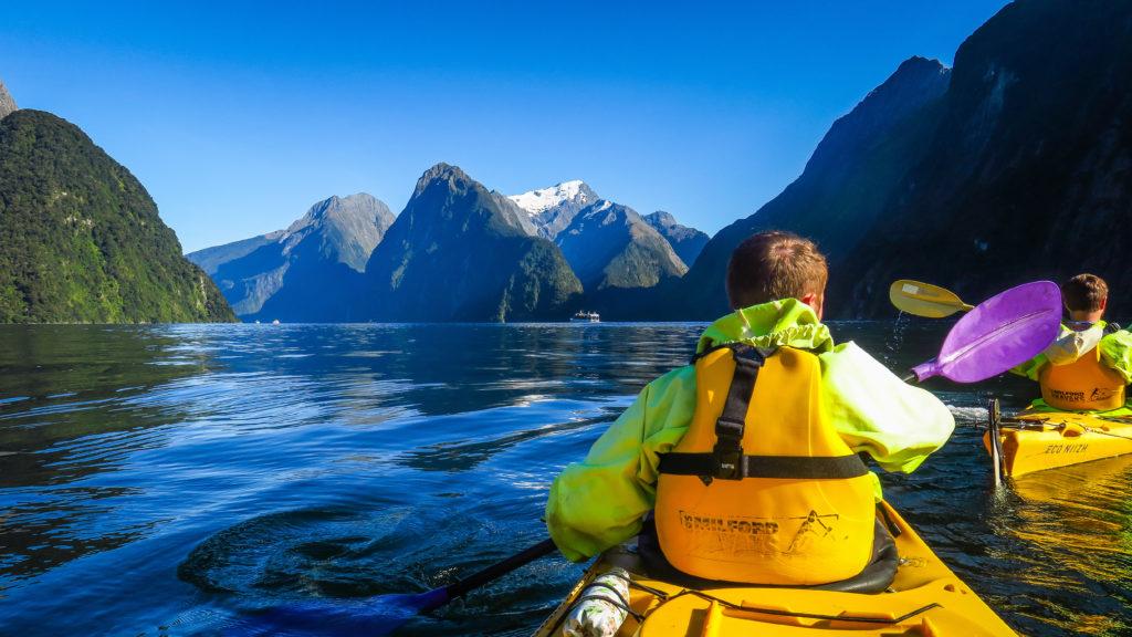 taxe de préservation de l'environnement en Nouvelle-Zélande