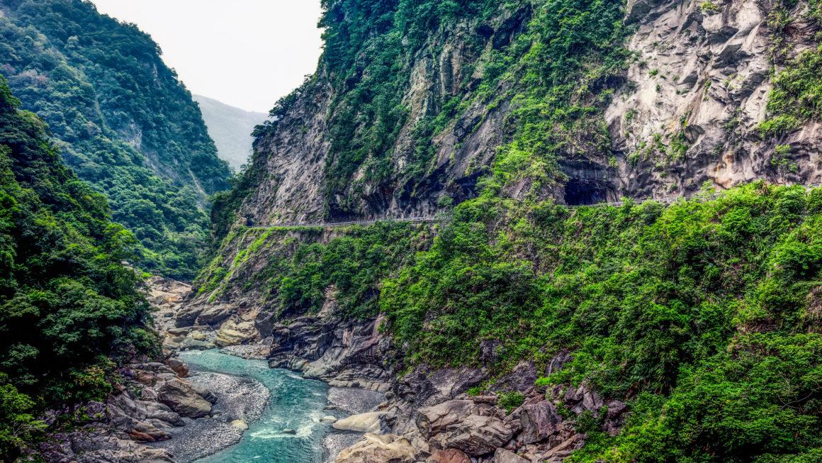 séjour nature à taiwan