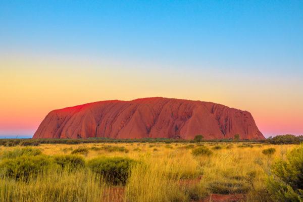 Il est interdit de grimper sur Uluru !
